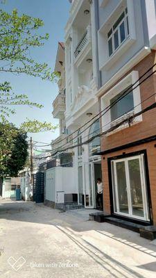 Cần bán căn nhà 1 trệt 1 lửng 3 lầu