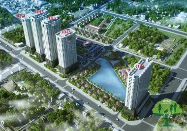 Chung cư FlC Garden City 48m² 2PN
