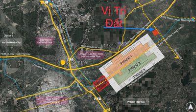 Kẹt tiền bán gấp đất sân bay mặt tiền Hương Lộ 10