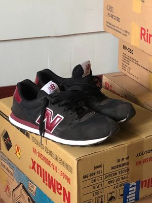 Giày New Balance 500 REAL size 42,5, màu đen