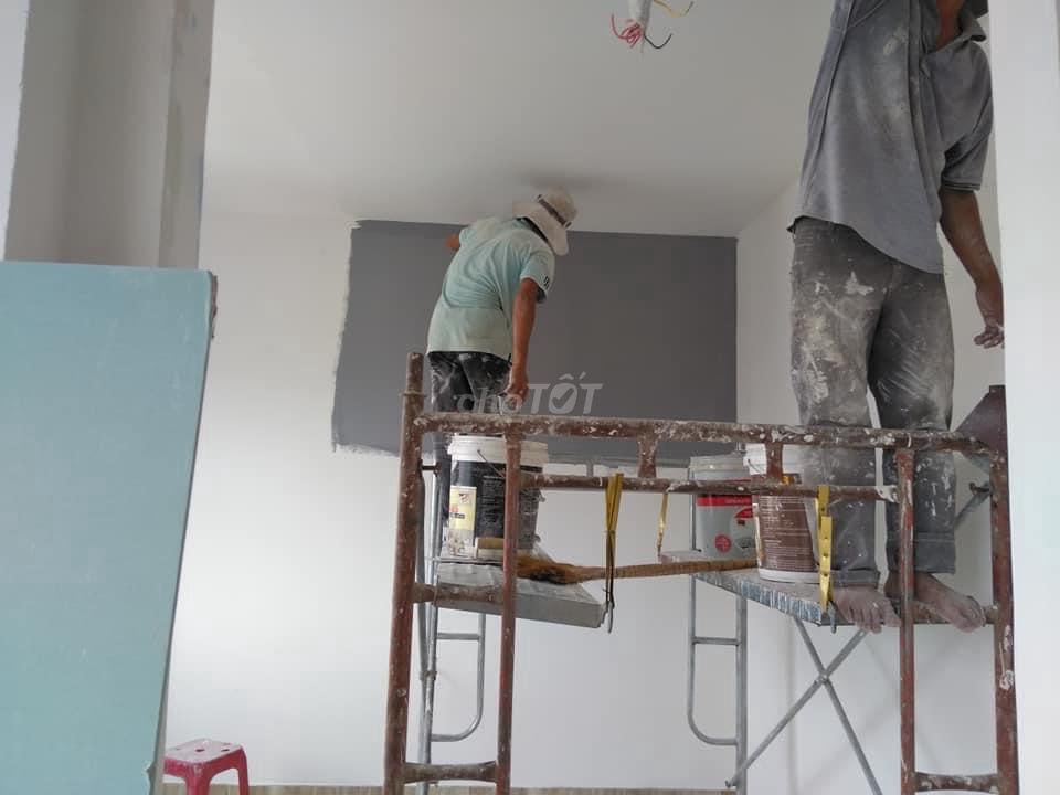 Sơn, sửa nhà theo yêu cầu