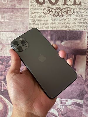 iphone 11 pro 521gb quốc tế màu xám zin áp đẹp 99%