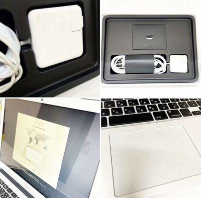 Macbook air 2015/13 inch/core i5/ram 8gb/ssd128gb
