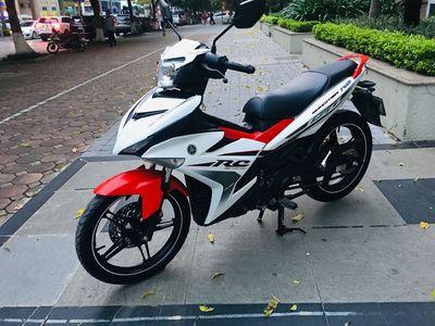 Yamaha Exciter 150 Trắng đỏ RC mới mua 2018