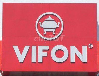 Vifon Tuyển Dụng 100 Nam, Nữ Lao Động Phổ Thông