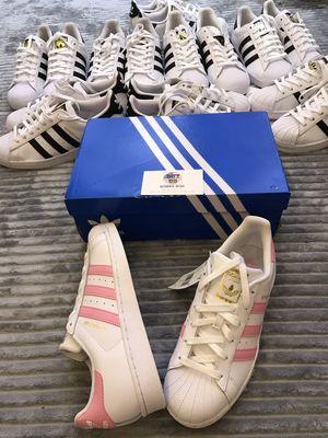 Adidas Màu Hồng Size 40 Chính Hãng Xách Tay Từ Mỹ.