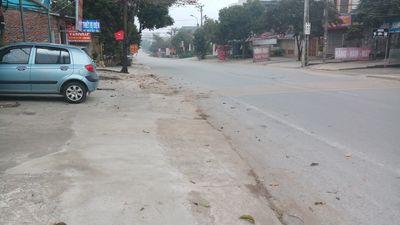 Bán đất phố Xuân Khanh, Sơn Tây 400m2, MT 15m đẹp