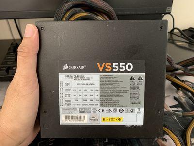 Nguồn corsair 550w