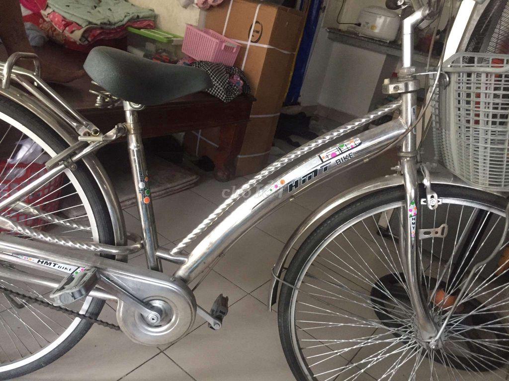 Xe đạp martin trắng @