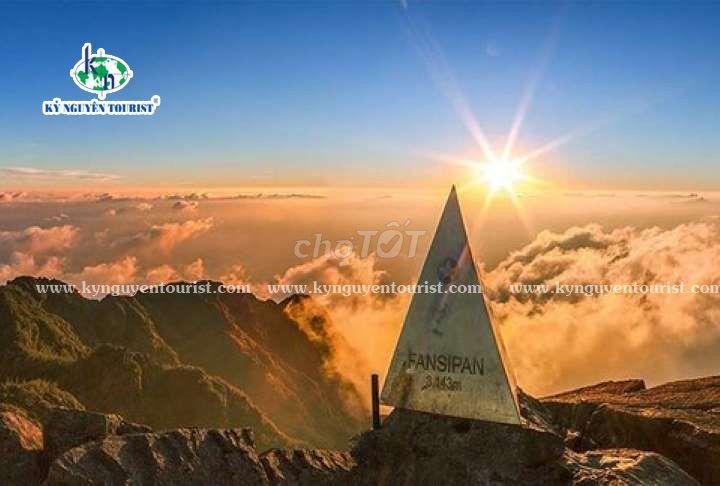 Tour SAPA - FANSIPAN 2N2D- Kỷ Nguyên Tourist