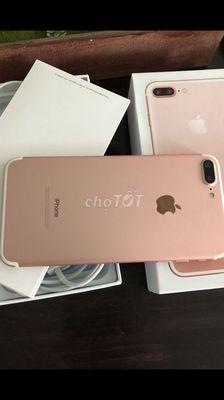 iPhone 7 plus vàng hồng 32GB Lên đời bán máy