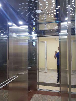 Tòa nhà cho thuê, 1trệt, 6 lầu 120m²