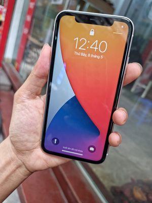 Apple iphone 11 Trắng 64GB đẹp 99% BH T9-21 Pin 97
