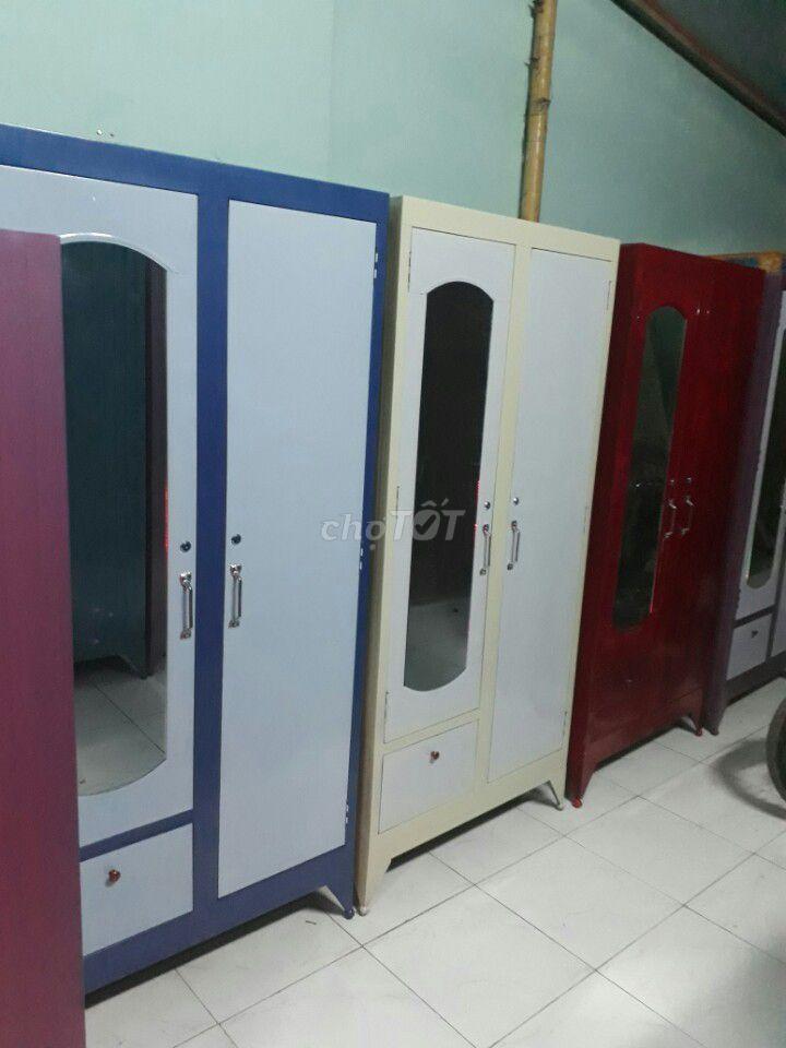 tủ sắt sản xuất tại xưởng