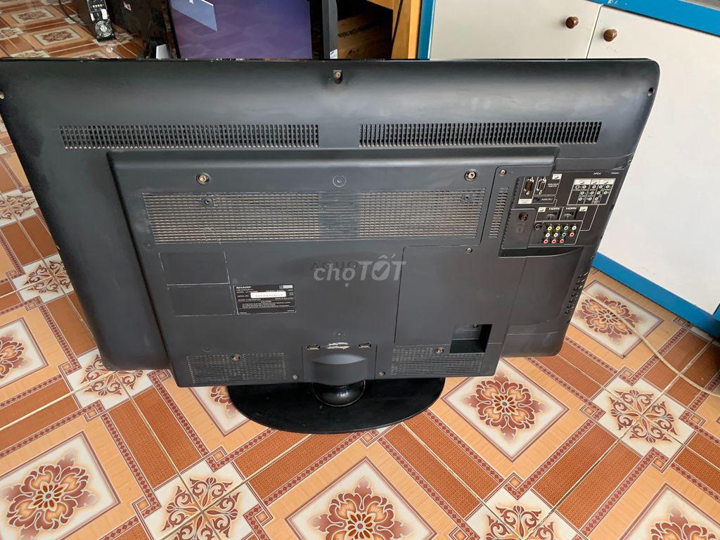 0906198765 - Tivi LCD SHARP 40 inh Nhật Bản siêu bền + chất .