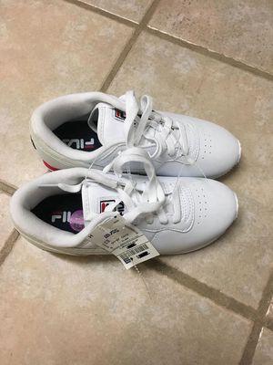 giày thể thao nữ fila