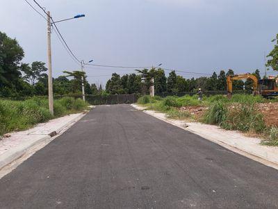 Ngang 8,50m x20 nằm gần công ty May Giầy Da 2km