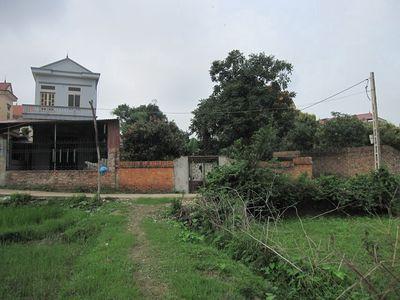 Đất sổ đỏ 360m2 tại Sóc Sơn (chân đền Gióng)