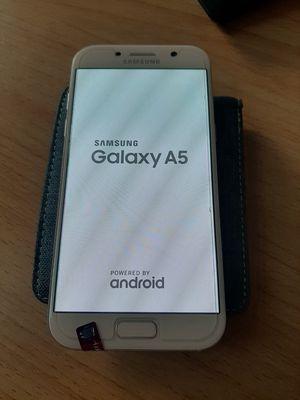 Samsung A520 Ram 3/32GB Rose Gold zin keng likenew