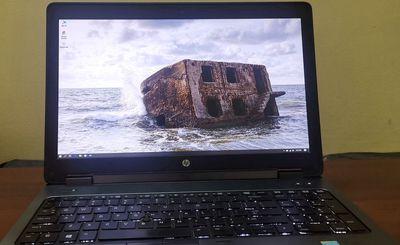 Laptop HP Zbook 15 G2 máy trạm đồ họa siêu bền, OK