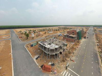 Đất Sân Bay Long Thành Đồng Nai. Giá 17tr/m2
