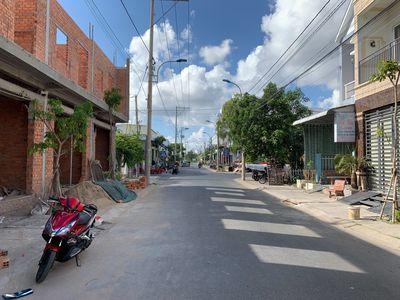 Bán nền đường số 11 Khu tái định cư P4 Cà Mau