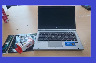 HP POSS.C67A2VV || I5 COREE/ RAM 4G|| 14INH| P