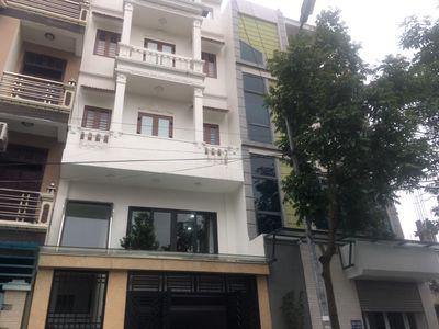 Gấp! Cần bán nhà 4,5 tầng DT 48,88 Nguyễn Văn Cừ