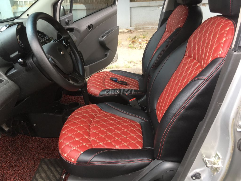 0768297633 - Chevrolet Spark van 2012 tự động chính chủ
