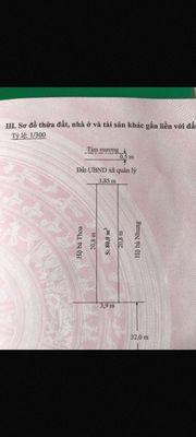 Đất thổ cư 80m2 (4×20) An Hưng ,An Dương
