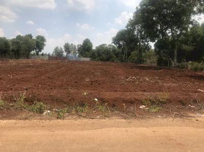 Bán miếng đất vườn 1027m2. mặt tiền đường 16m