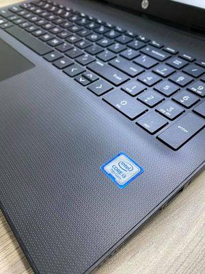 HP 15 da0055TU i3 7020U/4GB/ SSD 256 /Win10