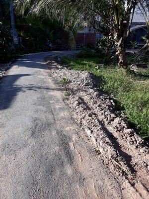 Nền nhà Đường Bà Ban 166mv thổ