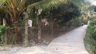 Đất vườn phường Phú Tân, tp Bến Tre