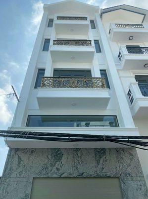 Nhà 730/1// Hl2 Dt. 5x12m. Lững +3 lầu, đường 6m