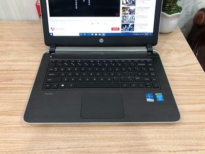 Laptop  HP 14 i3 4005u 4G 128G 14in mầu bạc  VP