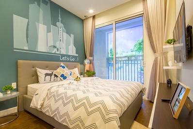 Chung cư Căn hộ RichStar 123m² 2PN