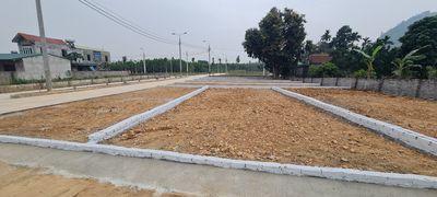 Đất phân lô Phú Mãn cách mặt đường 50m 1,1 tỷ