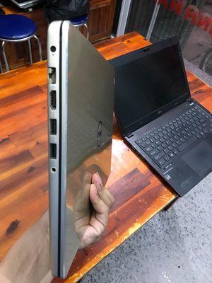 Dell vỏ nhôm nguyên khối màu Gold đẹp keng Zin7460