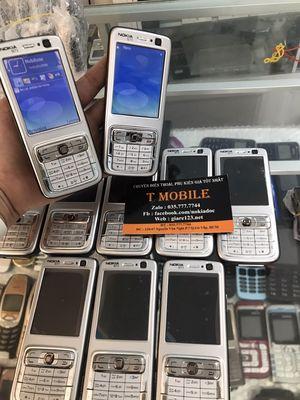 Nokia N73 , thiết kế độc lạ,nắp trượt phía sau