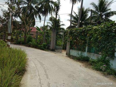 Nền đẹp gần lộ bờ dừa Phú Nhuận tp Bến Tre
