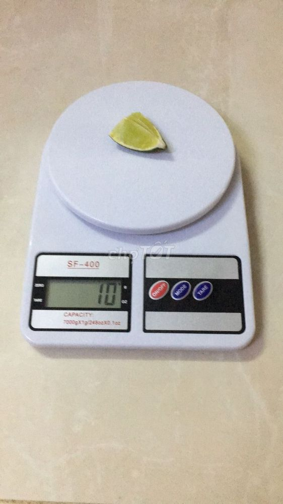 Cân điện tử 1gram-7kg nhà bếp E468