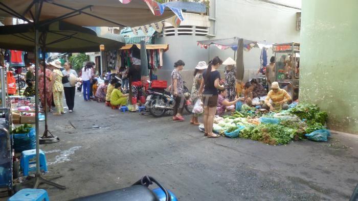 Nhà cấp 4 rất mới gần chợ cổng 2 Phường Tân Phong.