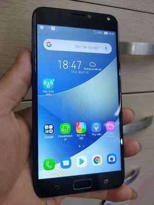 Asus Zenfone 4 max pro Đen RAM 3/32 pin 5000 maH