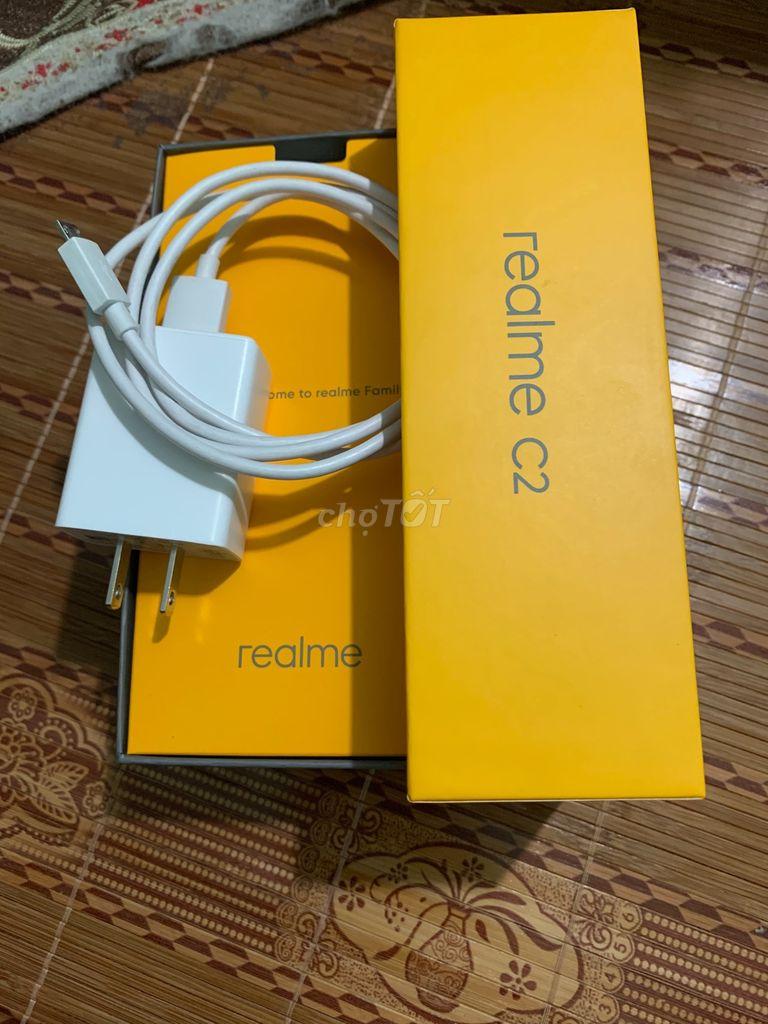 0966405677 - Máy Realme C2 Hàng TGDD