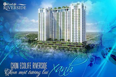 Chỉ 350tr sở hữu ngay căn hộ Ecolife Riverside QN