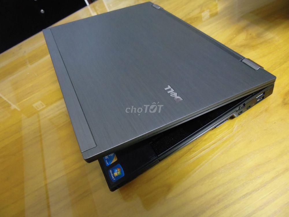 Dell Latitude E6410 i5 Ram 4GB ZIN USA BH dài +Cặp