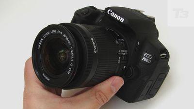 Combo canon 700D + lens kit 18-55 + lens 50 f1.8