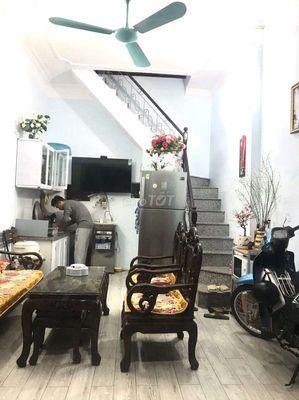 Hiếm, nhà Trương Định Hai Bà Trưng 3 tầng đẹp, ngõ