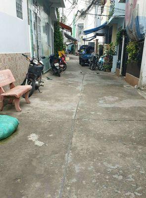Nhà hẻm 42 đường 30/4 p. An Phú - Ninh Kiều
